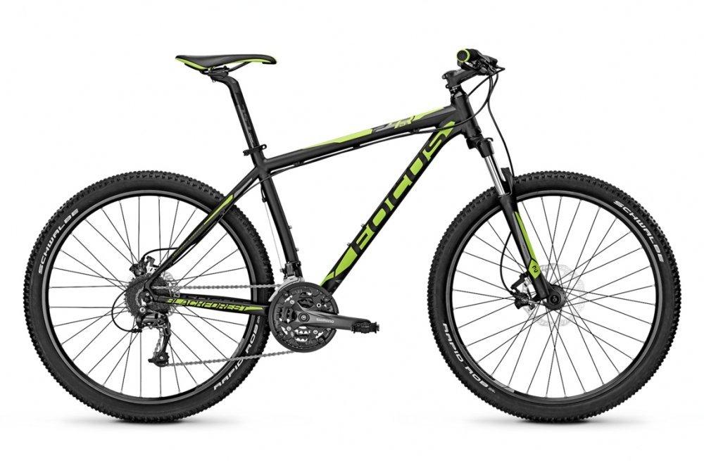 Велосипед Focus Black Forest 27R 4.0 (2014) купить по низкой цене – 21582р.
